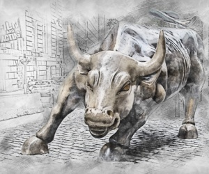 Bull, Wall Street, Fearless Girl