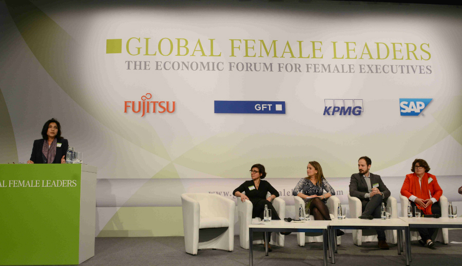 Global Female Leaders 2017