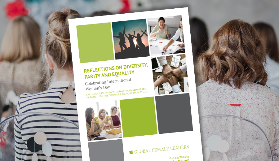 REFLECTIONS ON DIVERSITY, PARITY AND EQUALITY