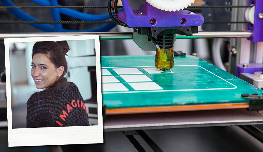 Danit Peleg: Print your own Fashion: The Future of 3D-Printing