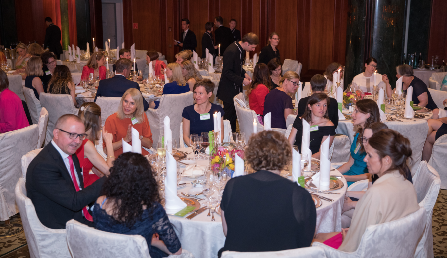 Global Female Leaders - Gala Dinner