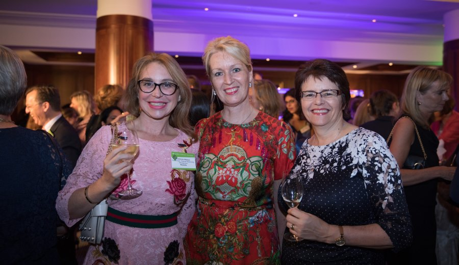 Gala Dinner - Global Female Leaders