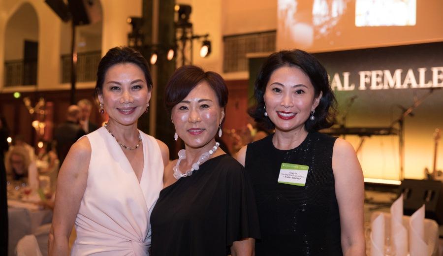 Gala Dinner - Global Female Leaders