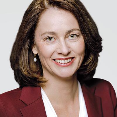 Dr Katarina Barley