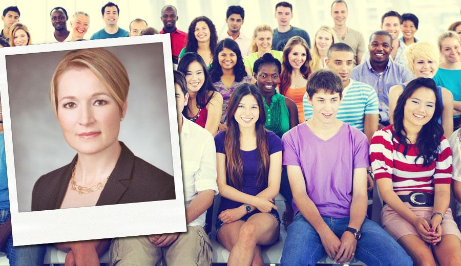 Ellen Zentner: America's Youth Explosion