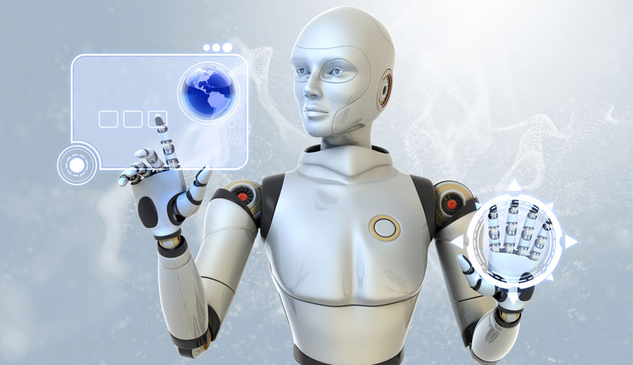Networking Robots