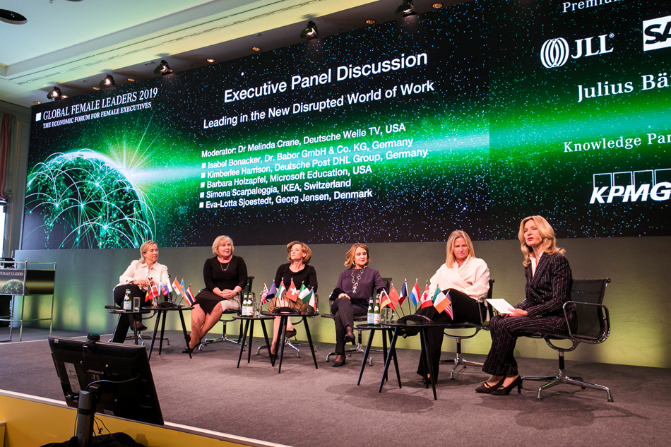 Global Female Leaders - The Economic Forum For Female Executives